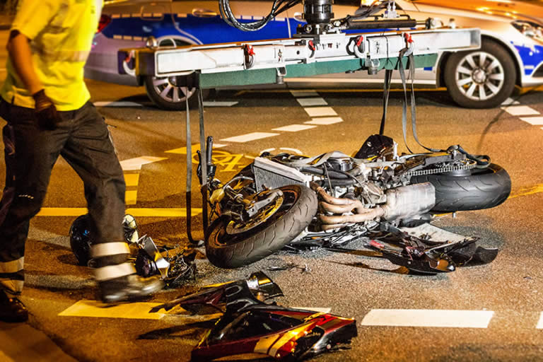 Motorcycle Accidents FAQs
